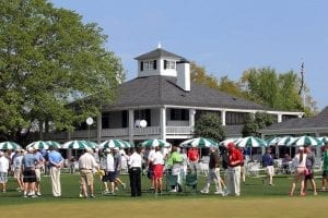 The Clubhouse at Augusta National (Photo by Icon Sportswire) fb3732010b827