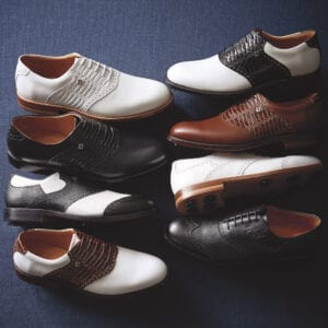 Bringing Back the Classics: FootJoy 1857 Collection
