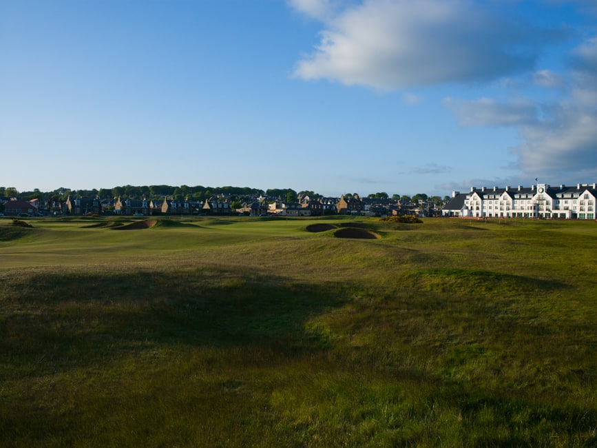 Carnoustie Golf Links Hosts its Eighth Open Championship