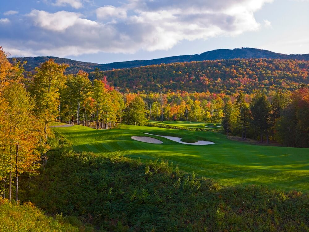 High & Mighty: Exploring New England's Majestic Mountain Courses