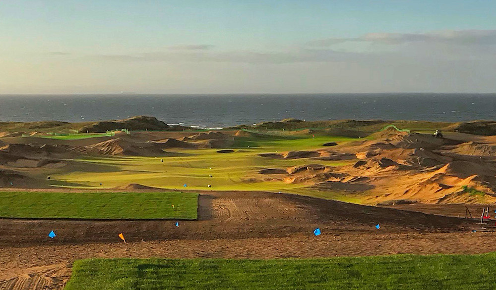 Three New Golf Courses Coming to Scotland