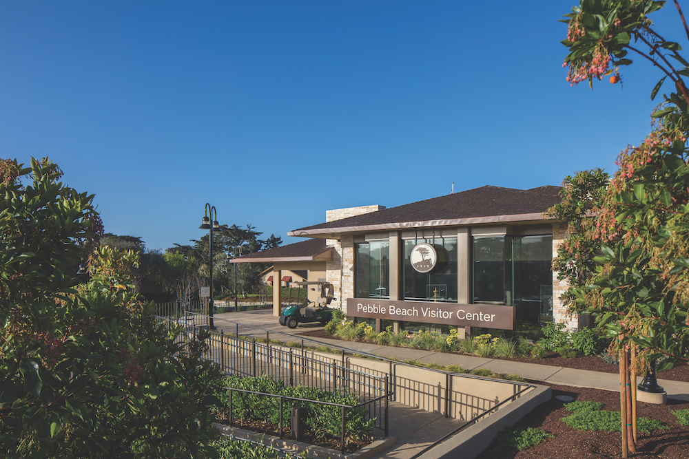 100 Years of Pebble Beach: The New Visitor Center Debuts