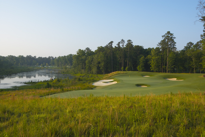 The Augusta National Women's Amateur and Champion's Retreat