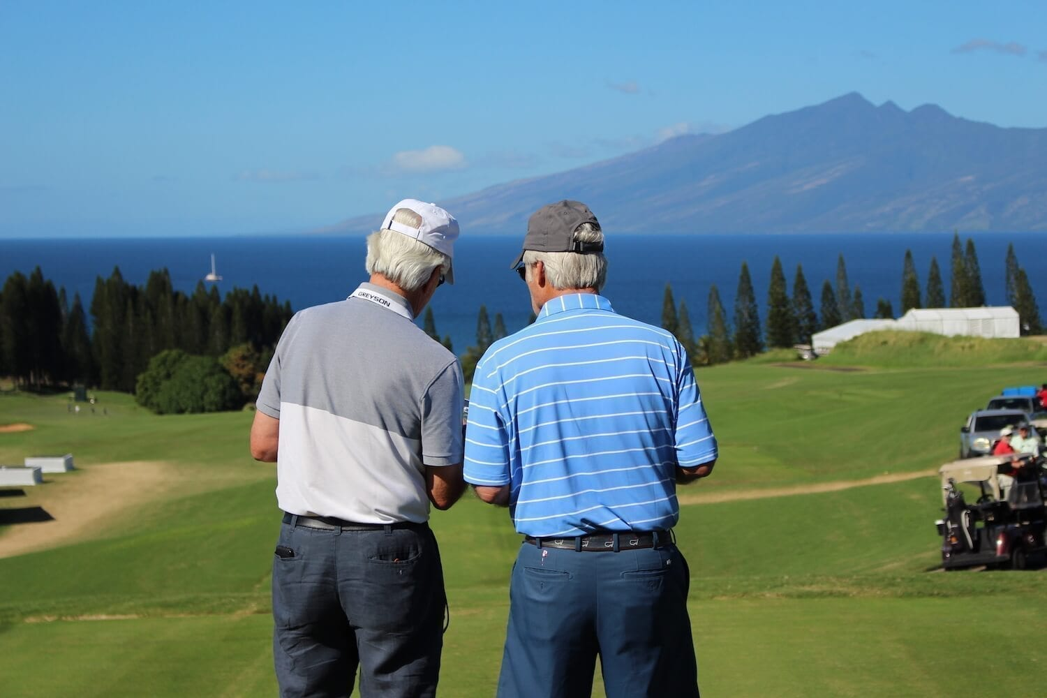 Where Would Coore & Crenshaw Be Without Kapalua?