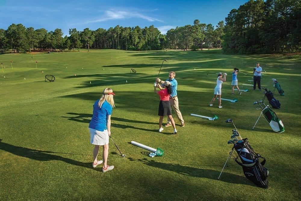 New Golfers