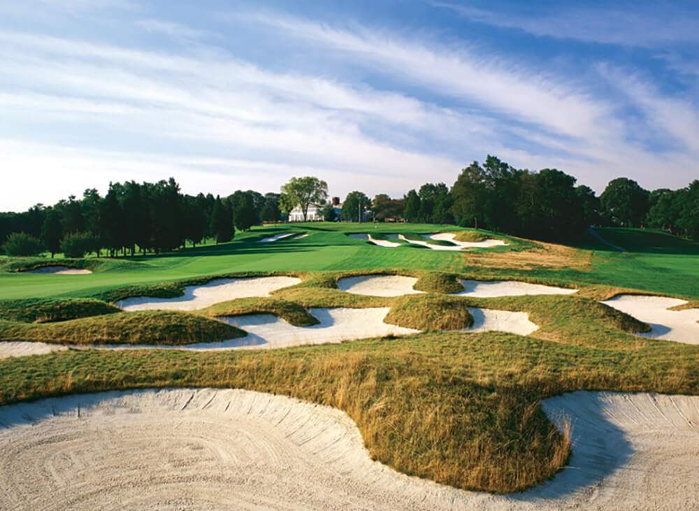 Bethpage Black, a municipal golf course in New York