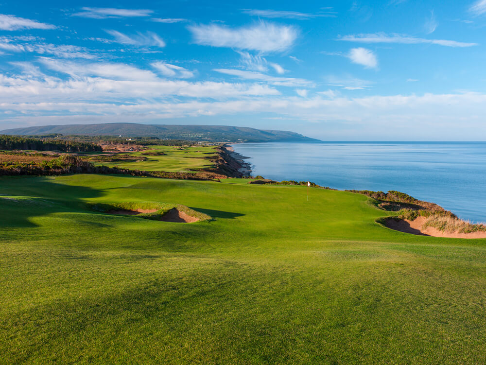 Cabot Cliffs Best Courses Under Five Years Old