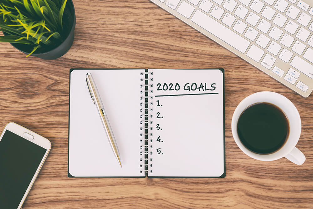 Our Golf 2020 New Year's Resolutions