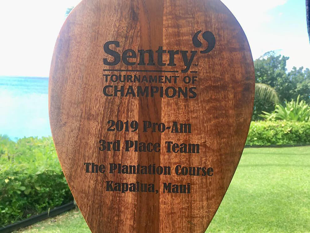 Sentry Tournament of Champions Pro-Am