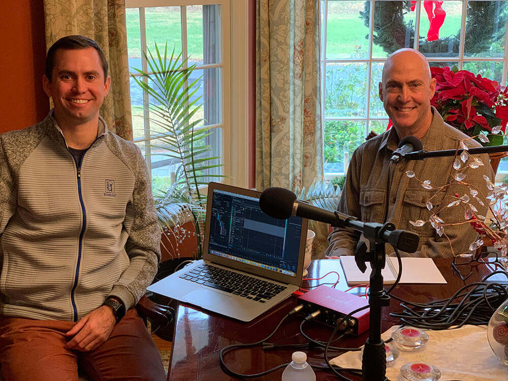 Father-Son Podcast with George Peper
