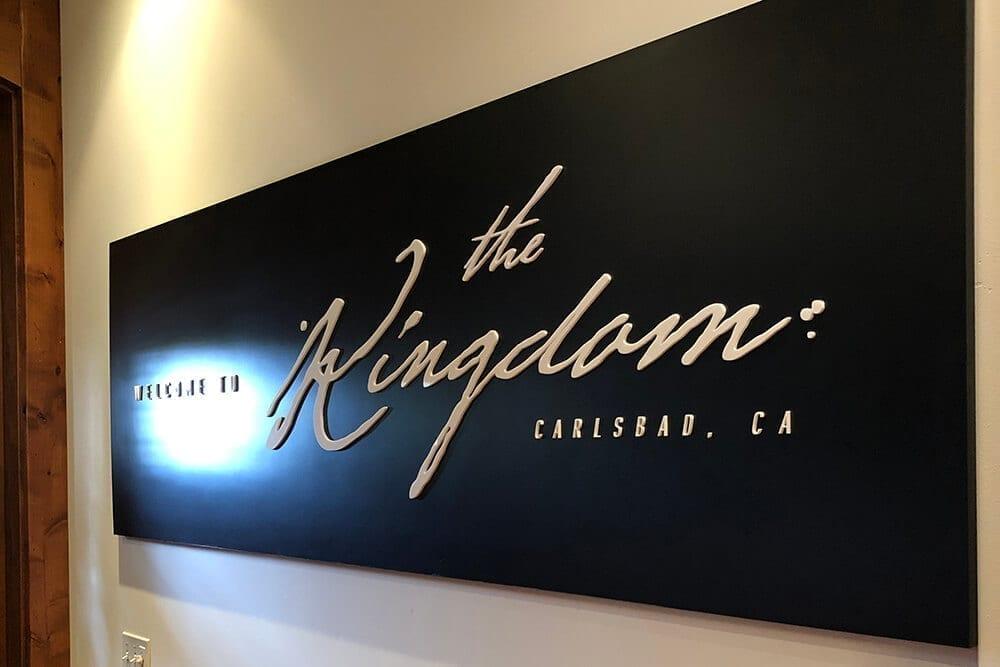 The TaylorMade Kingdom