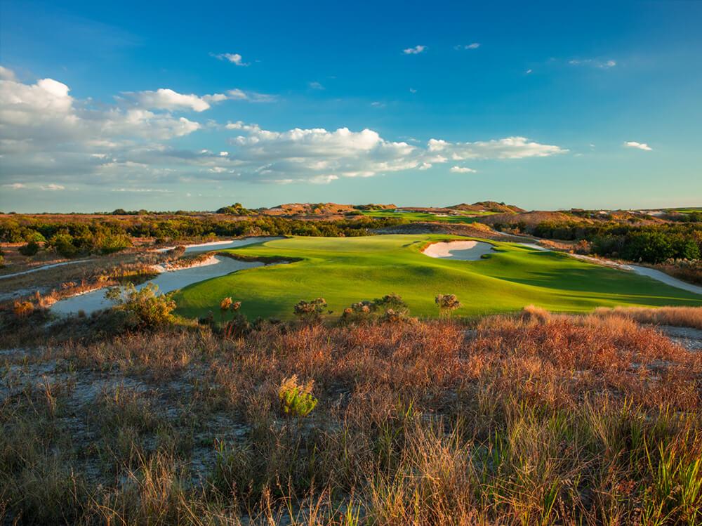 Mach 1 Grass Streamsong Resort — LINKS Magazine