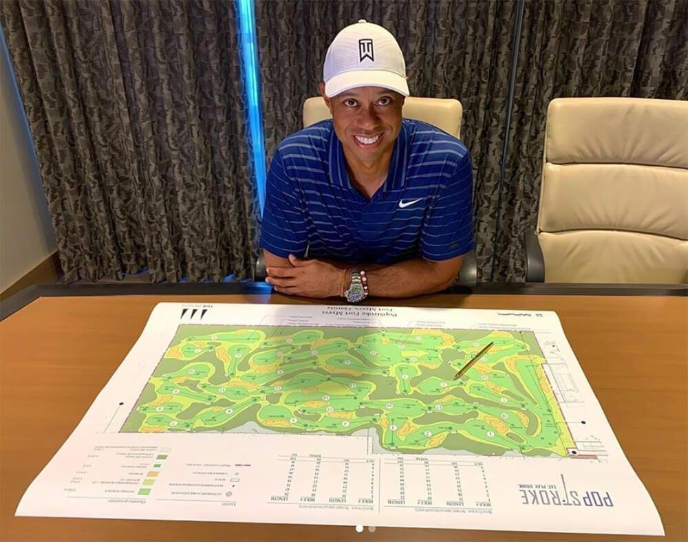 PopStroke by Tiger Woods