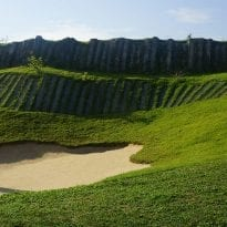 """The """"Wall of Death"""" and 5 Other Must-See Features on Courses Outside the U.S."""