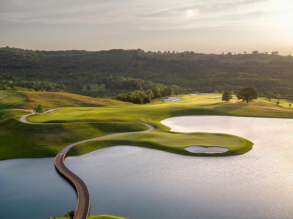 Tiger Woods' Payne's Valley