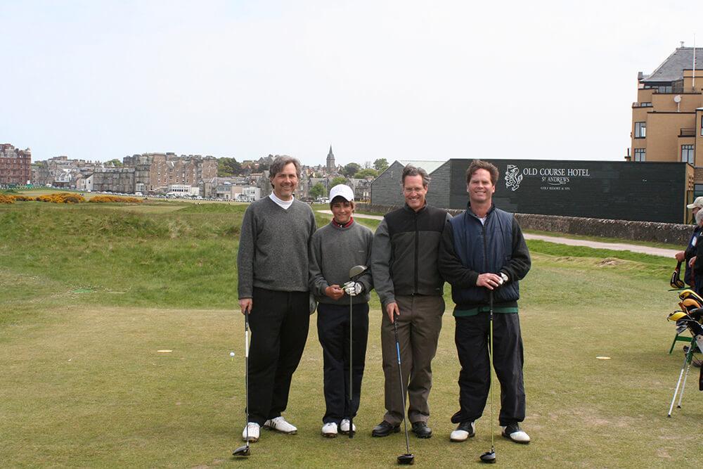 Golf Buddies Trip