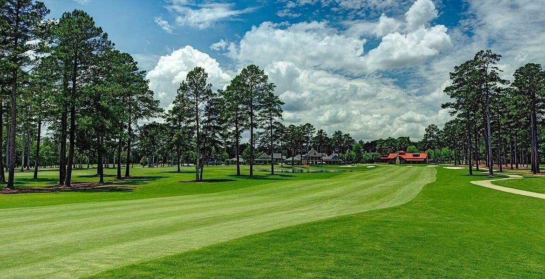 Golf Around Augusta